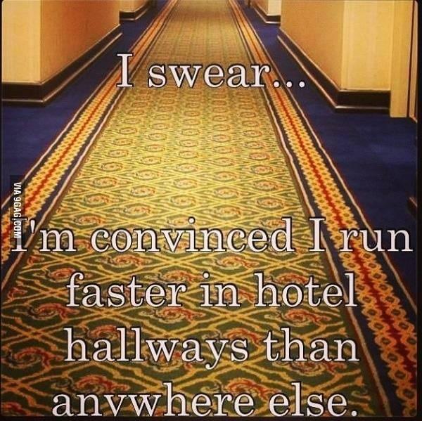 handbag designers Hotel hallways  Hilariousness