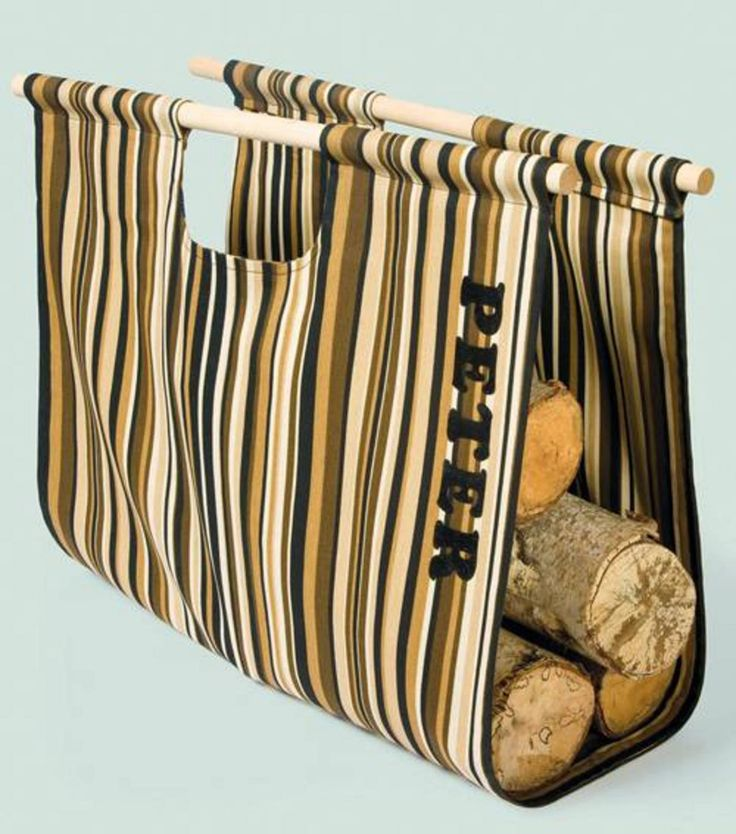Firewood Carrier, we need one for all of us!