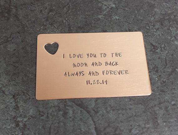 13th Wedding Anniversary Gift Ideas For Her: 25+ Best Ideas About Copper Anniversary Gifts On Pinterest