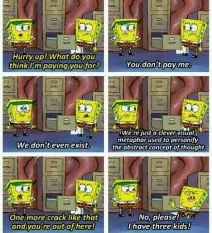Classic Spongebob was the best
