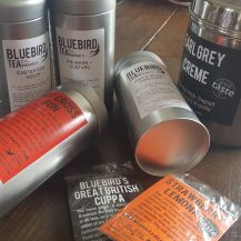 Hi guy's, this weekend was a pretty good one!  On Friday morning my epic tea haul arrived from the bluebird tea company, you can read a previous review of their ridiculously good tea's …