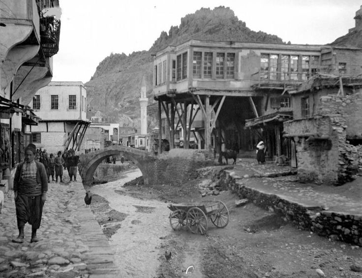 Konya / Sille 1909