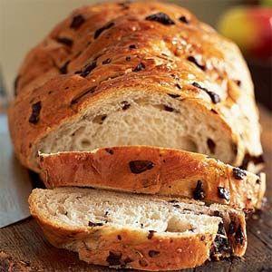 zeytinli ekmek   olive-bread