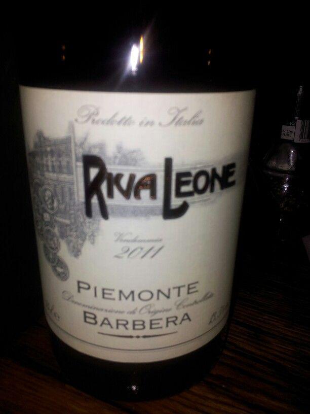 Riva Leone - Piemonte @ restaurant Opium, Utrecht