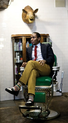 Mos Def: Styles Men'S, Mos Def Fashion, Socks Men'S, Men'S Dresses Socks, Barbers Chairs, Men'S Styles, Mosdef, Men'S White Pants, Green Pants Men'S