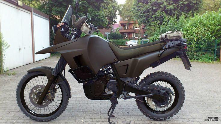 Suzuki Big DR800S