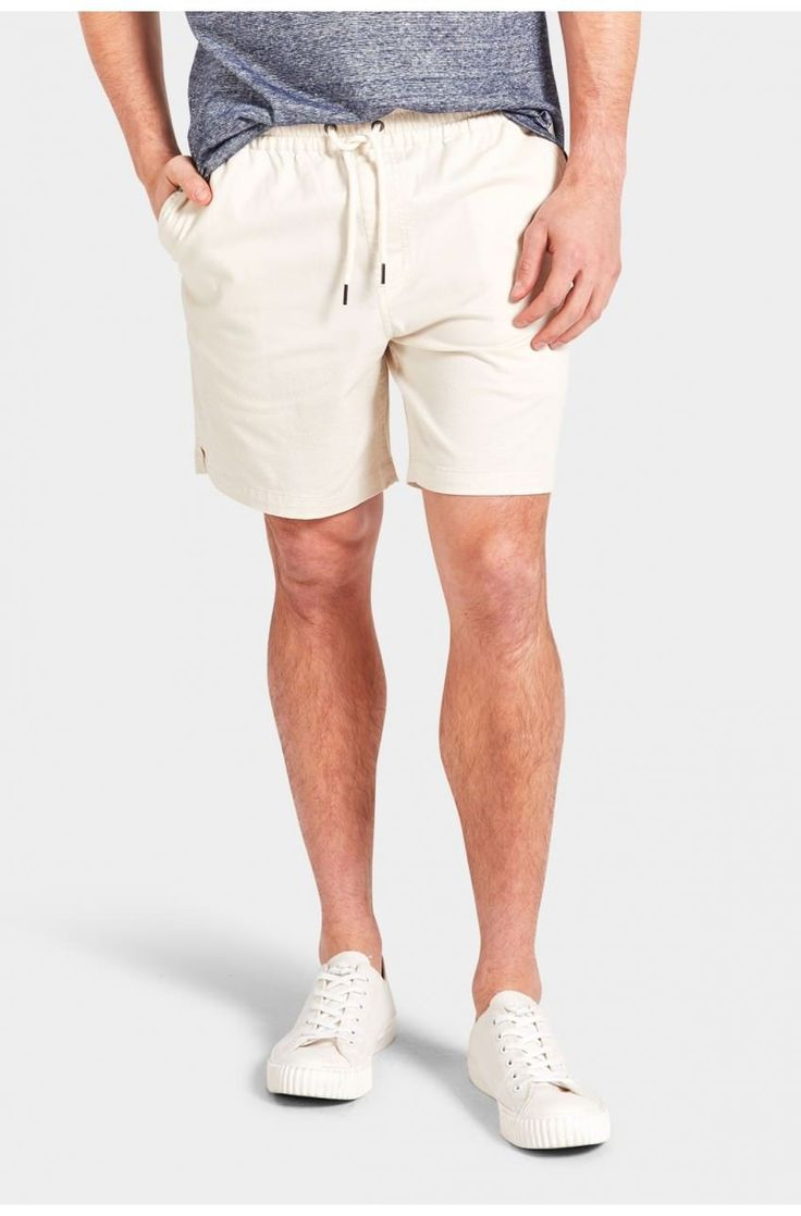 The Academy Brand - Volley Short - Sand