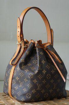 Louis Vuitton Petit Noe Shoulder Bag $328