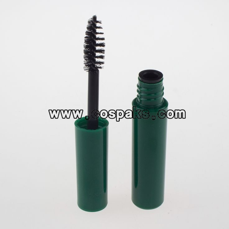 Green Mascara Tubes MT009-3.5ml  Our makeup packaging include Empty Mascara Tube, Lip Gloss Tube, Empty Lip Balm Tube,  Empty Eyeliner Pen,  Eyeshadow Case, Cosmetic Compact Case and Powder Jar with sifter. These empty cosmetics packaging are widely use to cosmetics and beauty industry.