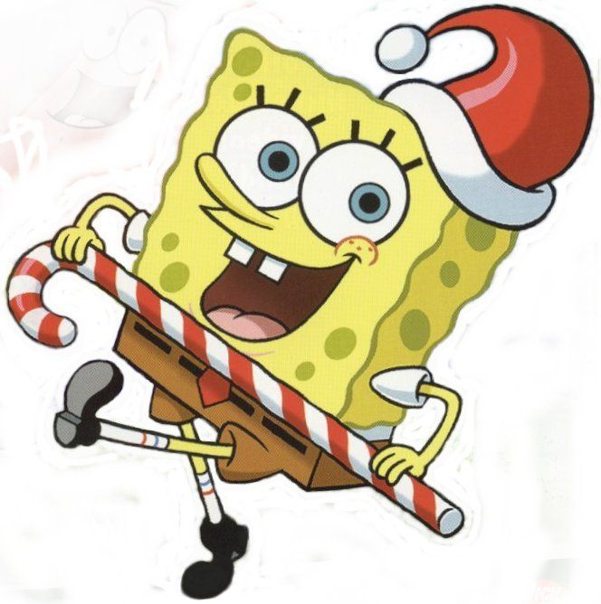 Christmas Traditions: Spongebob, candy canes, and santa hats.Spongebob Clips Art, Holiday Ideas, Art Boards, Florida 2015, Candies Canes, Bryans Art, Clips Art Pictures, Christmas Traditional, Free Spongebob