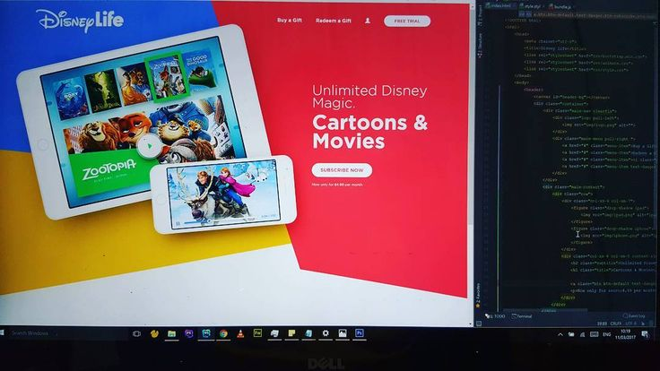 When I saw this template I loved it and wondered how it would be to pass it to html and css. And here i am... creating this template from scratch just for fun... credit to @drawingartmk . -Using canvas for the background -Box shadow and transform rotate for the ipad and iphone image  #drawingart  #disney #disneylife #bootstrap #javascript #css #html #canvas #webdesign #designers