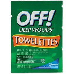 DRKCB549967  Off Deep Woods Towelette Wipes >>> More info could be found at the image url.