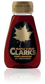 Clarks Pure Canadian Maple Syrup