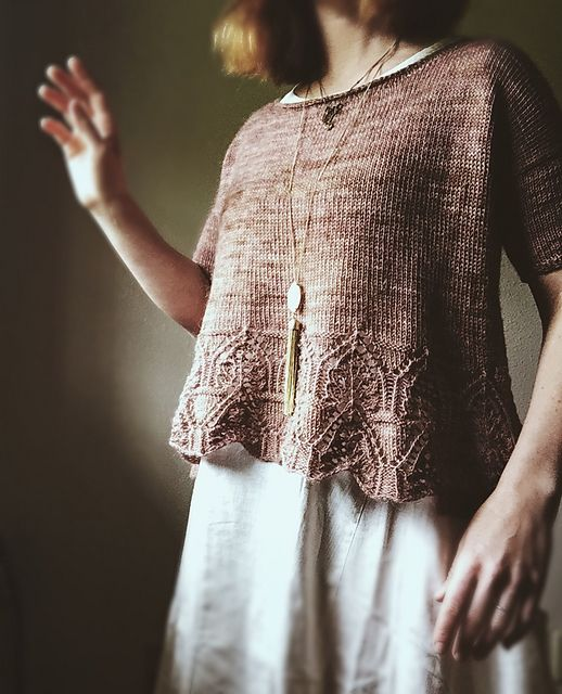 Ravelry: Tegna pattern by Caitlin Hunter