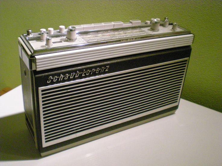 48 best radio schaub lorenz images on pinterest radios. Black Bedroom Furniture Sets. Home Design Ideas