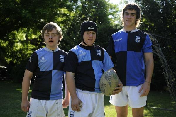 Storie di rugby: tre fratelli, la sindrome di down e la palla ovale #rugby_pazzi #fb