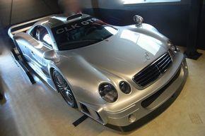 1999 Mercedes-Benz CLK GTR for sale
