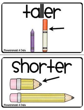 Kindergarten Common Core Math Vocabulary Posters tpt $