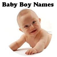 Baby Boy Names Of Different Alphabets