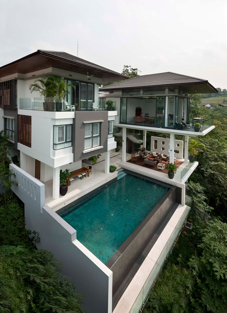 Crazy Rich Asians house represents region's changing taste, says architect