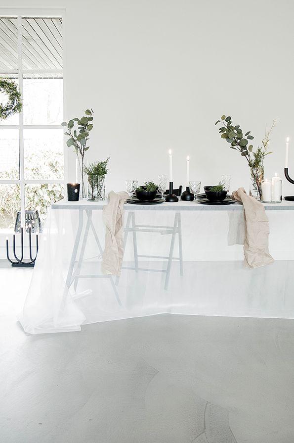 Χριστουγεννιάτικη διακόσμηση μινιμαλιστική, τον Απρίλιο και τον Μάιο για την Ikea