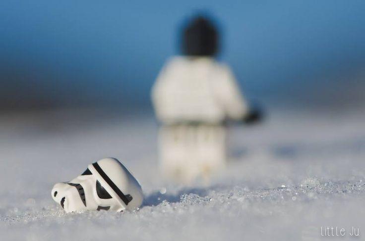 I quit the Empire
