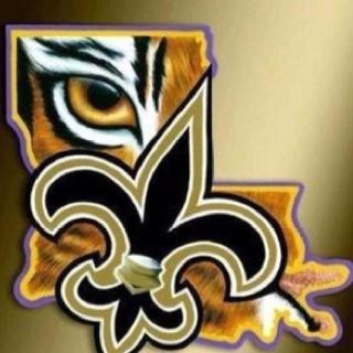 Love it, Live it!!!: Lsu Saints, New Orleans Saint, Louisiana, Dat National, Flower, Lsu Tigers, Sports, De Lis, Geaux Tigers