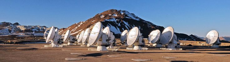 ALMA | ESO - So cool… a look into our universe and beyond!!