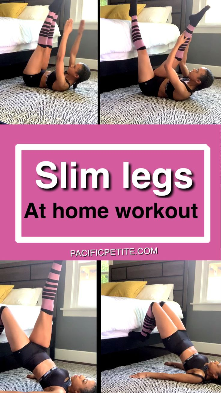 Slim Legs at home workout