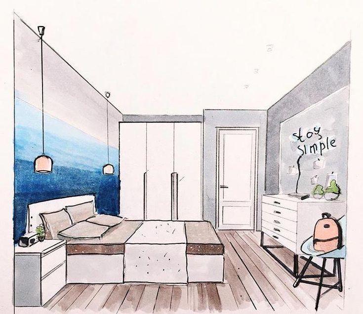 Картинки нарисовать для комнаты