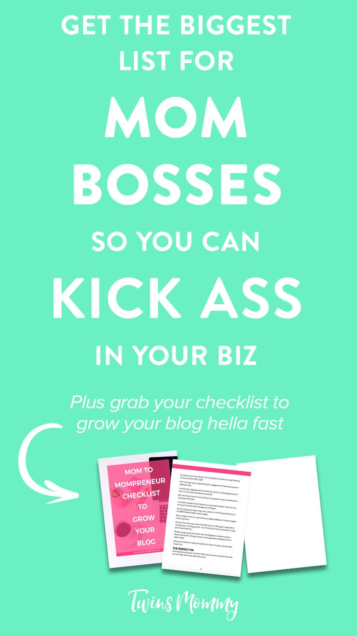 The Epic List of Blogs Mompreneurs Should Devour Right Now. Wanna be a mompreneur? Check out these blogs to help you grow your biz as a mommy entrepreneur.