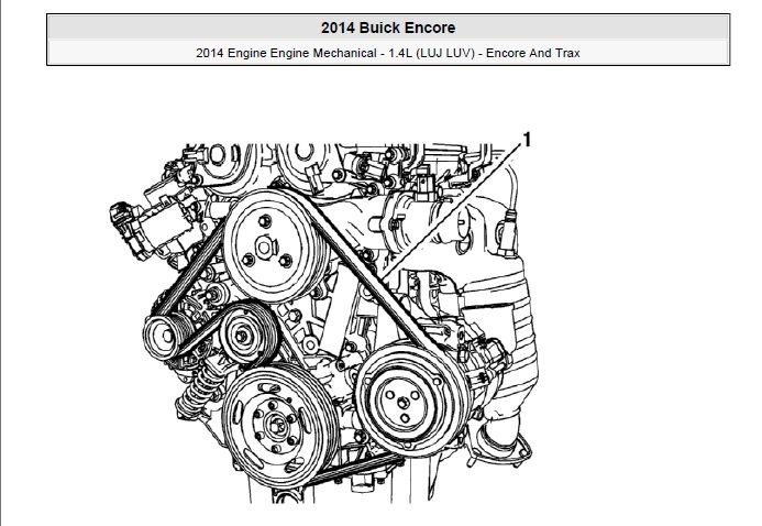 Download Free 2014 Chevrolet Trax Tracker Buick Encore Workshop Service Repair Manual Chevrolet Trax Trax Buick Encore