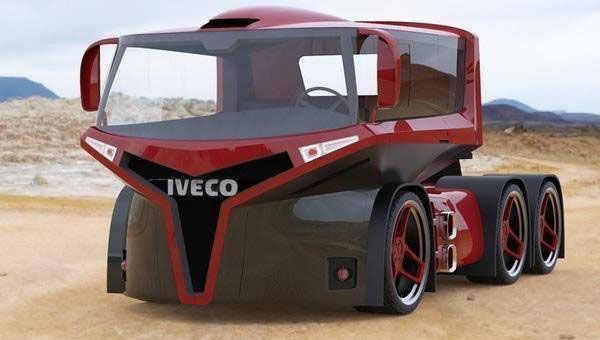 Cool Futuristic Truck Trucks Of Tomorrow Pinterest