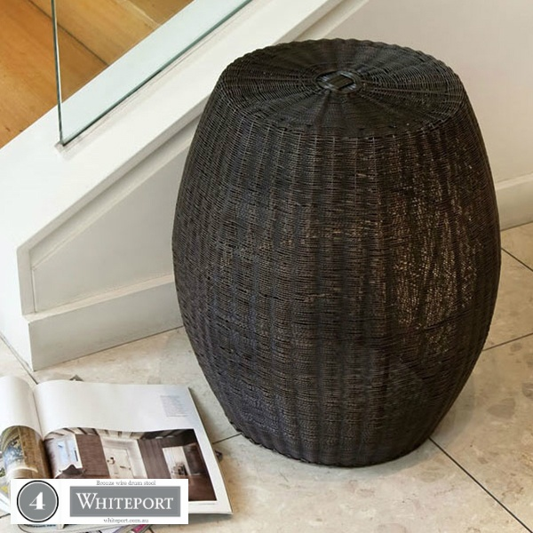 4. Bronze wire drum stool $389.95. 40. Bird cage room art $129.95 #WhiteportBingo: Win 1 of 3 Decals from #Whiteport by entering the competition at http://winarena.com.au. Every entrant gets a 20% off #voucher!