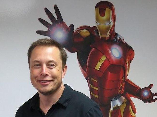 'Iron Man' Beberkan Transportasi Manusia ke Mars