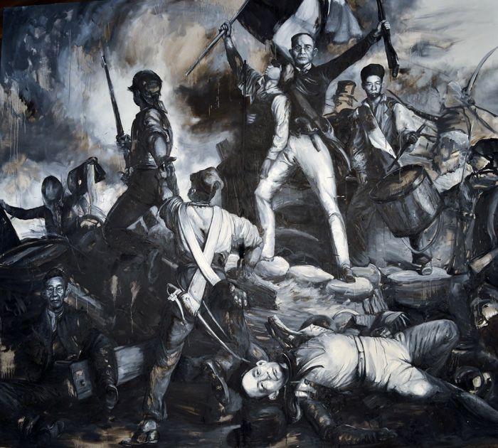La Révolution - Etienne Cail