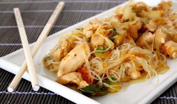 Saporiti e sfiziosi, i vermicelli di soia portano in tavola un tocco d'oriente.
