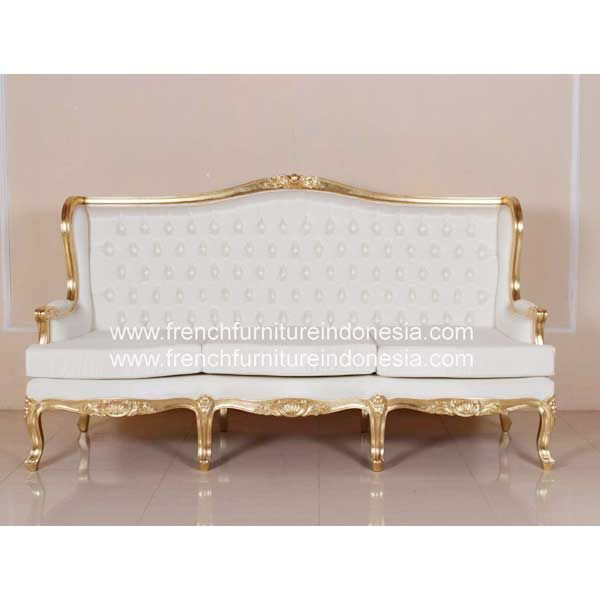 Buy Oreilles Wingback three seater sofa from French Furniture Style. We are reproduction furniture 100% exporter Furniture manufacturer with french furniture style and good quality finishing. #FurnitureOnline #AntiqueFurniture #FurnitureManufacturer #FurnitureWarehouse #CustomFurniture