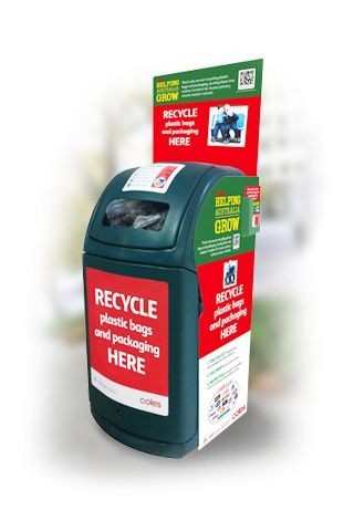 Recycle more than just your shopping bags at Coles Supermarkets ...