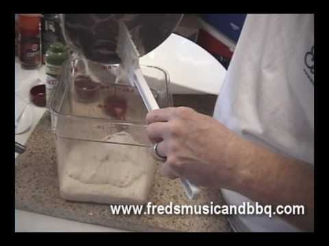 In this episode, the SmokinGuitarPlayer (Fred A. Bernardo) is baking fantastic Artisan Bread on his Grill ! Thats right in this, Part 1, he shows us how he m...