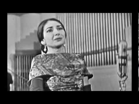Rarity maria callas norma bellini 1957 video - Callas casta diva ...