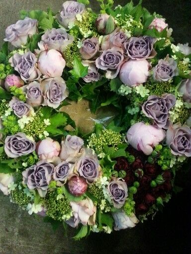 Blomsterkrans flowers