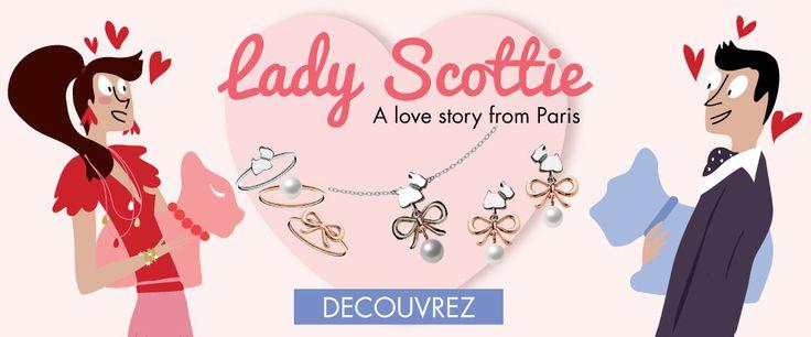 NEW AGATHA Paris Lady Scottie