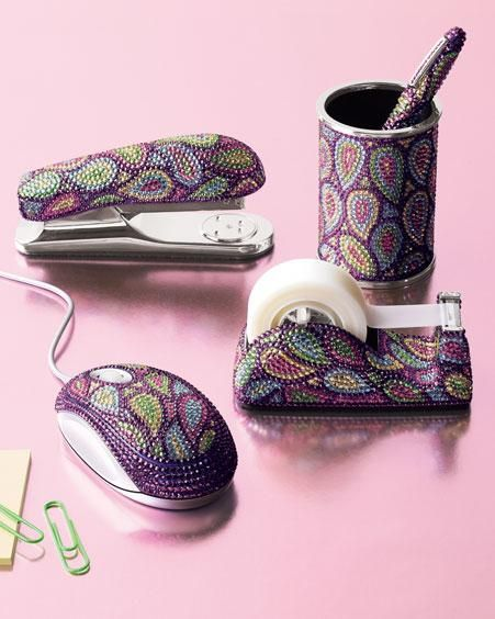 High Quality The Sunny Sunflower House: Purple Office Supplies