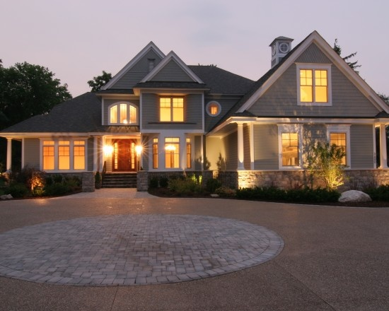 Decorating cape cod design pictures remodel decor and for Cape style home renovations