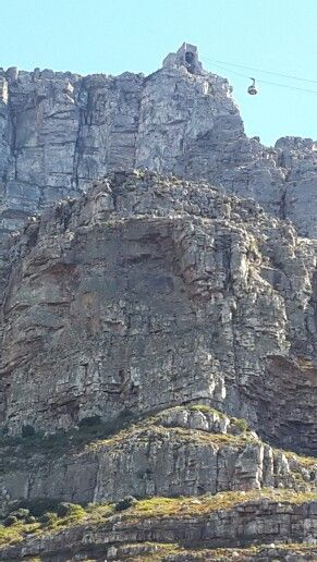 Cable car - Table Mountain - Cape Town