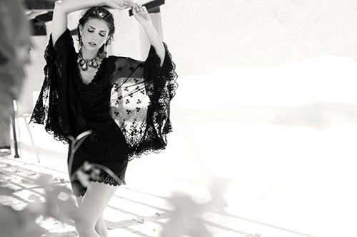 Viva Glam Magazine - Daytime Smokey Eye Look with Sona Skoncova