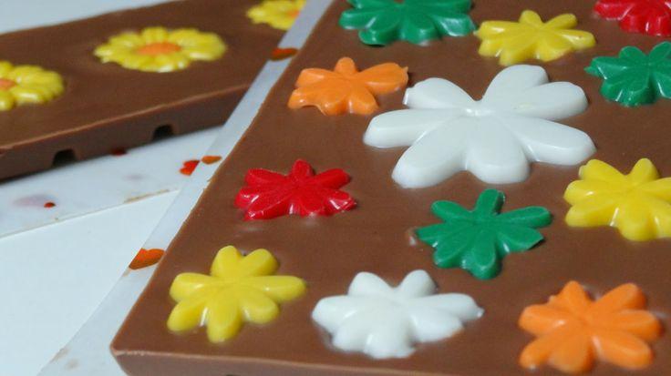Konyha Naplóm: Tavasz csokoládé