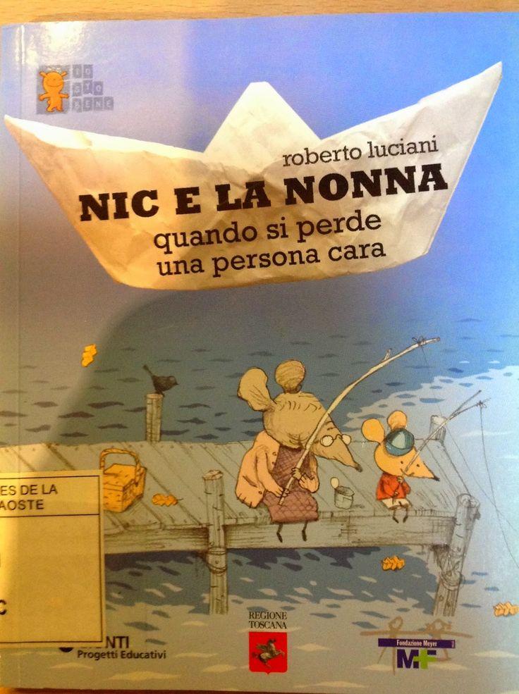 """Mammavvocato: """"Nic e la nonna"""": un libro che affronta un tema difficile."""