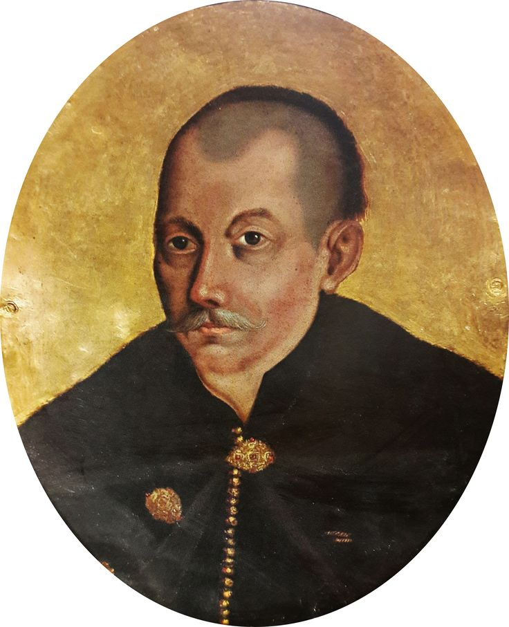 Epitaph portrait of Jan Klemens Branicki, Chamberlain of Kraków by Anonymous from Poland, ca. 1657 (PD-art/old), Klasztor Paulinów na Jasnej Górze